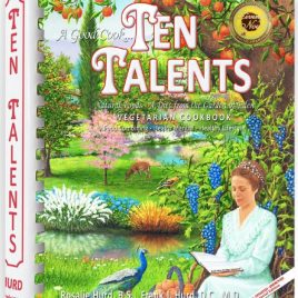 Ten Talents Cook Book