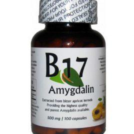 Amygdalin B-17